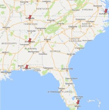BC Locations